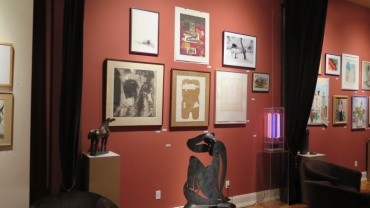20 North Gallery_The Grant Collection, 2017_09_gallery installation_rdcd