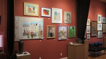 20 North Gallery_The Grant Collection, 2017_10_gallery installation_rdcd