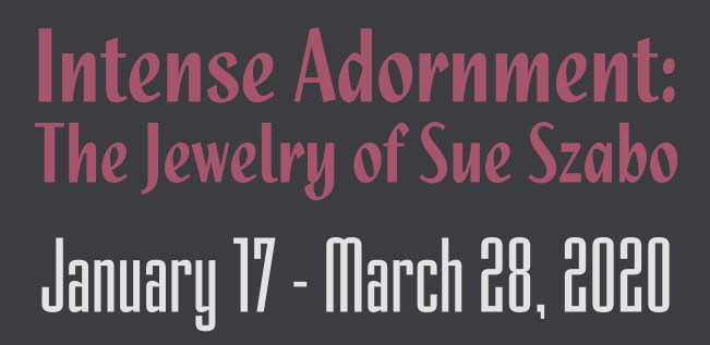 """Intense Adornment"" exhibit page"